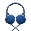 Sony MDR-XB550AP/L, синяя, купить за 2 250руб.