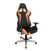 Игровое компьютерное кресло DXRacer Formula OH/FE00/NO, черное / оранжевое, купить за 26 990руб.