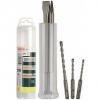 Набор сверл BOSCH 2607019455, для работ по бетону, сверла 5-8 мм и 2 зубила, SDS+, купить за 1675руб.