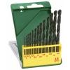сверл BOSCH 2607019441, 13 шт., по металлу, 1.5 - 6.5 мм, купить за 1 115руб.