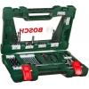 Набор инструментов Набор принадлежностей Bosch V-Line 68 (2.607.017.191), 68 предметов, купить за 2535руб.