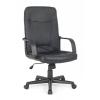 компьютерное кресло COLLEGE H-8365L-1 (экокожа, чёрное)