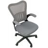 Компьютерное кресло COLLEGE HLC-0658F (ткань, сетчатый акрил, серое), купить за 4 145руб.