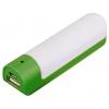 Аксессуар для телефона Мобильный аккумулятор Hama Fusion 2600 (2600 mAh), зеленый/белый, купить за 405руб.