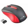 Мышка Oklick 485MW, Черно-красная, купить за 410руб.