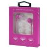 Наушники Perfeo PF-IPD, розовые, купить за 265руб.