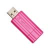 Usb-флешка Verbatim Store 'n' Go PinStripe 16GB, розовая, купить за 730руб.