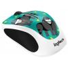 Logitech M238 Wireless Mouse Гориллы, Черно-белая, купить за 1 785руб.