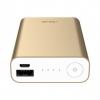 Мобильный аккумулятор ASUS ZenPower 10050 mAh ABTU005, Золотистый, купить за 1 540руб.