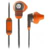 Наушники JBL Yurbuds Venture Talk, Оранжевые, купить за 2 670руб.