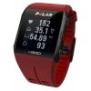 Умные часы Polar V800 HR, красные, купить за 31 030руб.