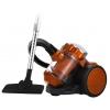 Пылесос Lumme LU-3206, черный/оранжевый, купить за 2 370руб.