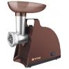 Мясорубка Vitek VT-3612 BN, коричневая, купить за 2 550руб.