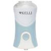 Кофемолка Kelli KL-5065, бело-серая, купить за 900руб.