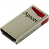 Usb-флешка Apacer AH112 8Gb, красная, купить за 740руб.