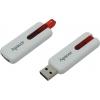 Usb-флешка Apacer Handy Steno AH326 8GB, белая, купить за 720руб.