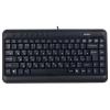 Клавиатура A4Tech KL-5 Slim Mini, Черная, купить за 885руб.