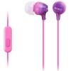 Sony MDREX15AP/WС(CE7), Фиолетовые, купить за 980руб.