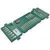 насадки отвёрточные KRAFTOOL 26154-H42, набор бит + футляр, 41 шт