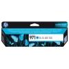 Картридж HP 971, Голубой, купить за 5290руб.