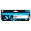 Картридж для принтера HP 971, Пурпурный, купить за 5495руб.