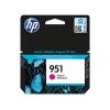 Картридж HP 951, Пурпурный, купить за 1 535руб.