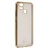 Чехол для смартфона SkinBox 4People T-S-AZE553KL-008, для Asus Zenfone 3 ZE553KL Zoom, золотистый, купить за 100руб.