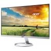 Acer H277HKsmipuz (27'', 3840x2160, IPS), бело-серебристый, купить за 35 660руб.