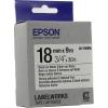 Лента для печати наклеек Epson LK-5WBW, белая, купить за 1 135руб.