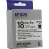 Лента для печати наклеек Epson LK-5TBW, прозрачная, купить за 1 175руб.