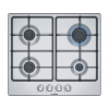 Варочная поверхность Bosch PGP6B5B60, серебристая, купить за 13 980руб.