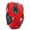 ����� Mad Catz M.M.O. TE Gaming Mouse Red USB