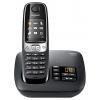 Радиотелефон Gigaset C620A, Чёрный, купить за 3 990руб.