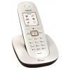 Радиотелефон DECT Gigaset CL540 Dune, Бело-коричневый, купить за 3 560руб.