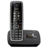 Радиотелефон DECT Gigaset C530 A Черный, купить за 3 390руб.