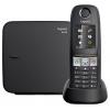 Радиотелефон DECT Gigaset E630, Черный, купить за 6 295руб.
