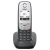 Радиотелефон Gigaset A415, Чёрный, купить за 2 000руб.