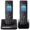 Радиотелефон DECT Panasonic KX-TG8552RUB Черный, купить за 5 940руб.