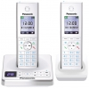 Радиотелефон DECT Panasonic KX-TG8562RUW Белый, купить за 6 780руб.