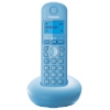 Радиотелефон DECT Panasonic KX-TGB210RUB Голубой, купить за 1 650руб.