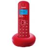 Радиотелефон Panasonic KX-TGB210RUR Красный, купить за 1 620руб.