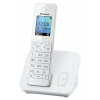 Радиотелефон DECT Panasonic KX-TGH210RUB Белый, купить за 3 390руб.