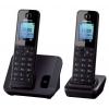 Радиотелефон DECT Panasonic KX-TGH212RUB Черный, купить за 4 830руб.