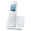 Радиотелефон DECT Panasonic KX-TGH220RUW Белый, купить за 3 660руб.