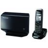 Радиотелефон Panasonic KX-TGP500B09 SIP, чёрный, купить за 5 750руб.
