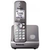 Радиотелефон DECT Panasonic KX-TG6711RUM Серый металлик, купить за 3 180руб.