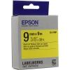 Лента для печати наклеек Epson LK-3YBP, желтая, купить за 955руб.