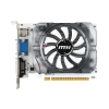 ���������� GeForce MSI GeForce GT 730 700Mhz PCI-E 2.0 2048Mb 1800Mhz 128 bit DVI HDMI HDCP (N730-2GD3 V2), �����