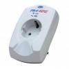 Сетевой фильтр PILOT Single (1 розетка, 3500 VA, заземление), белый, купить за 1 265руб.