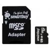 Карта памяти SmartBuy microSDXC Class 10 128GB + SD-adapter, купить за 3 240руб.